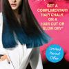 Loreal HairChalk Offer at Play Salon Bangalore