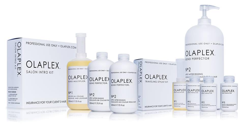 Olaplex that repairs reconnects hair now at play salon for Olaplex salon