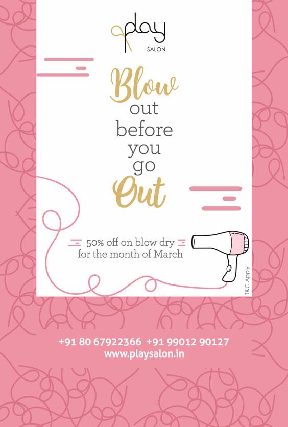 50-percent-discount-on-blowdry-Play-Salon