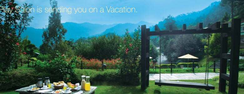 Play Salon Mahindra Holidays Offer