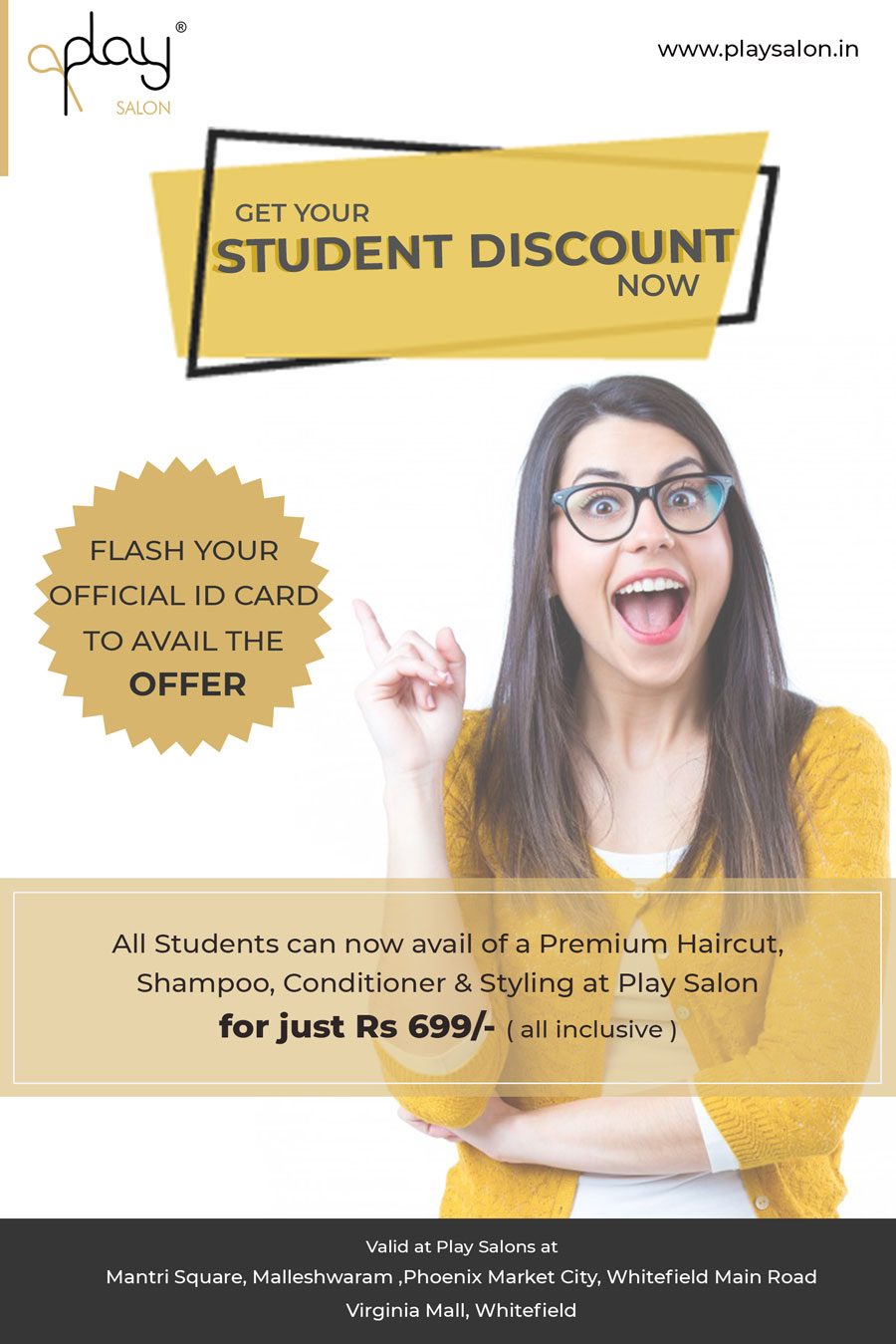 discount coupons for salons in bangalore